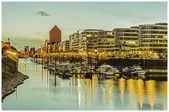 Colours of Duisburg 41 - Five Boats & Marina