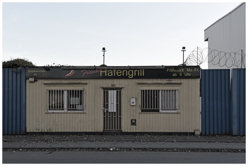 Colours of Duisburg 60 - Hafengrill