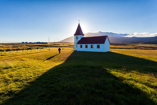 Colours of Iceland - Hellnar