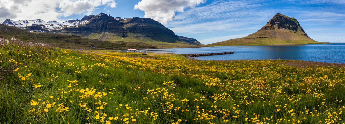 Colours of Iceland - Kirkjufell