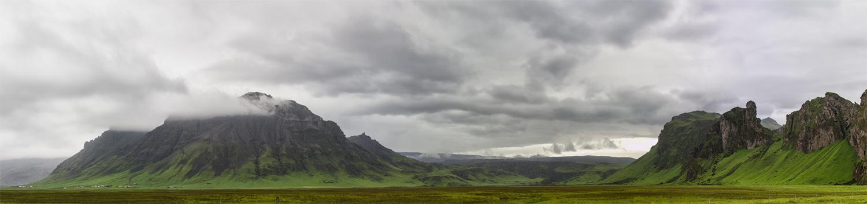 Colours of Iceland - Weites Land