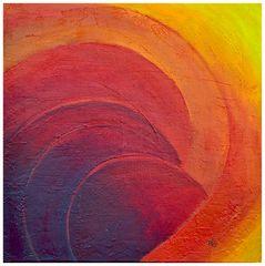 Colours of Love oder Spirale der Liebe