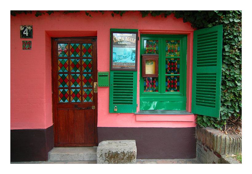 -- colours of montmartre --