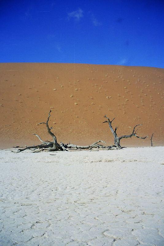 colours of Namibia - wonderful desert