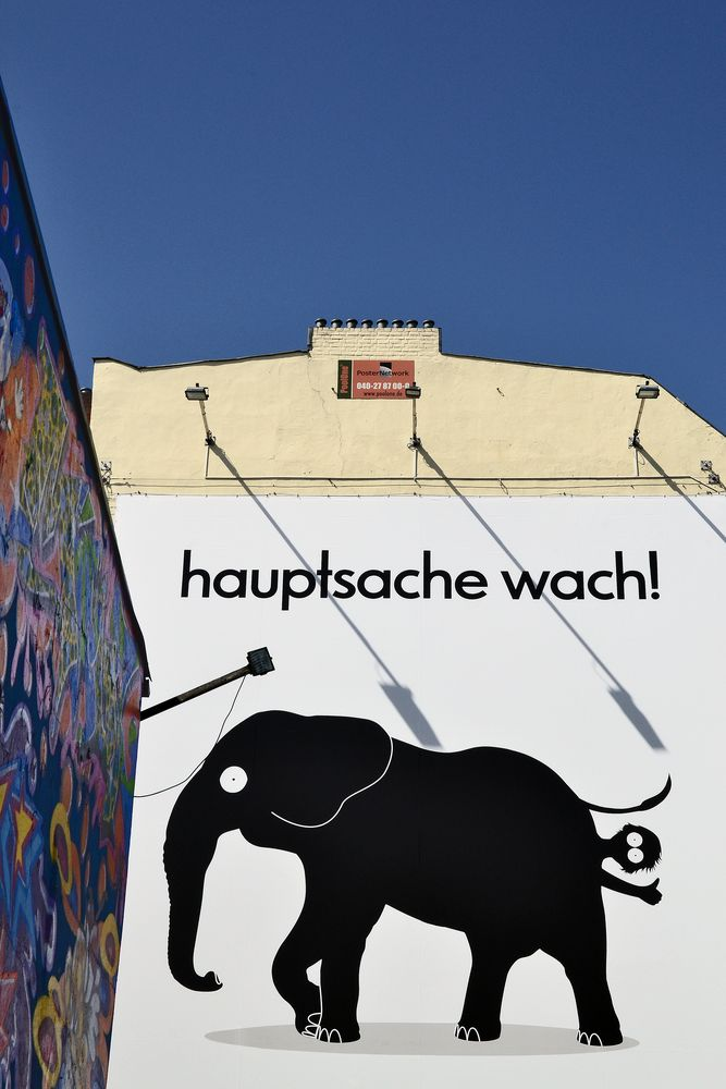 Colours of St. Pauli 10 - hauptsache wach!
