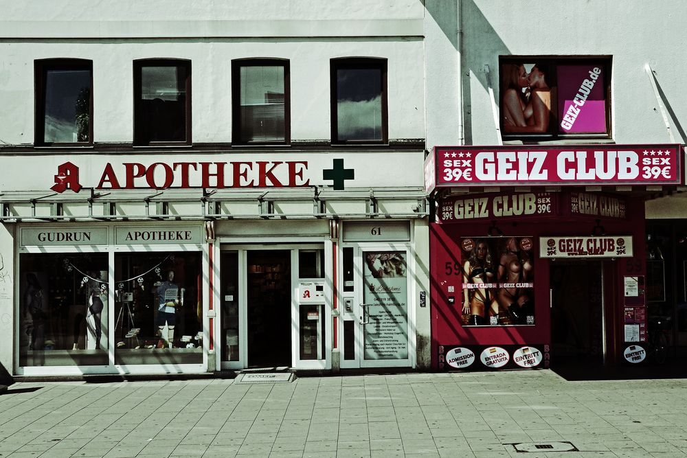 Colours of St. Pauli 12 - Jede Nachfrage wird bedient