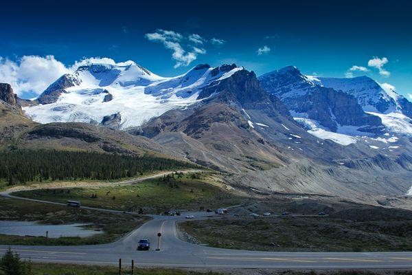 Columbia Icefield 7