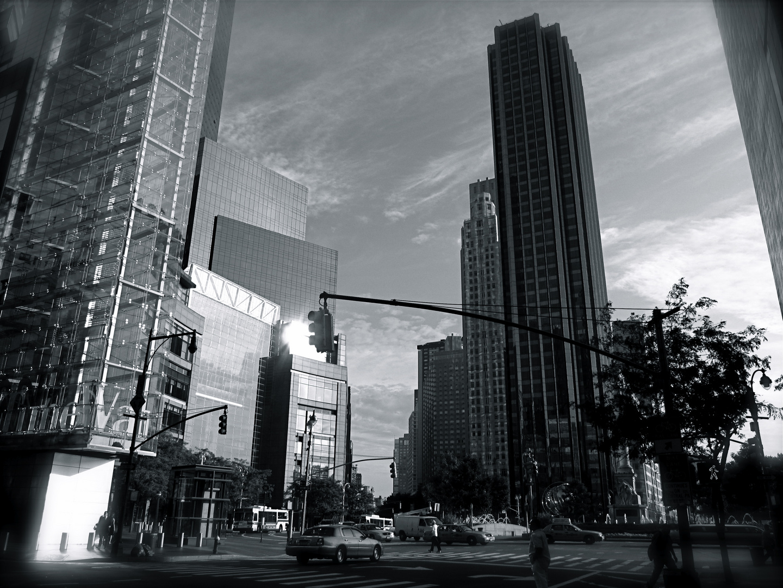 Columbus Circle, Midtown, South Central Park