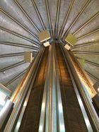 column in leipzig einkauf passage