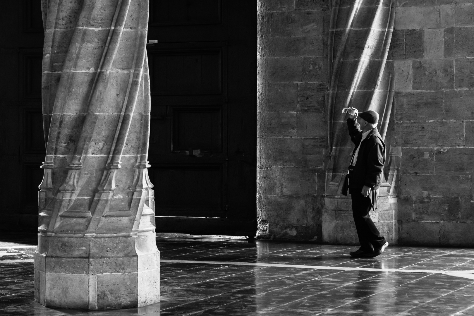 column of life