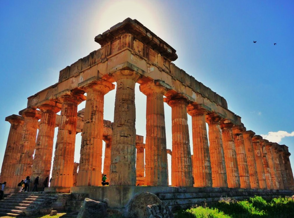 Columnas de historia