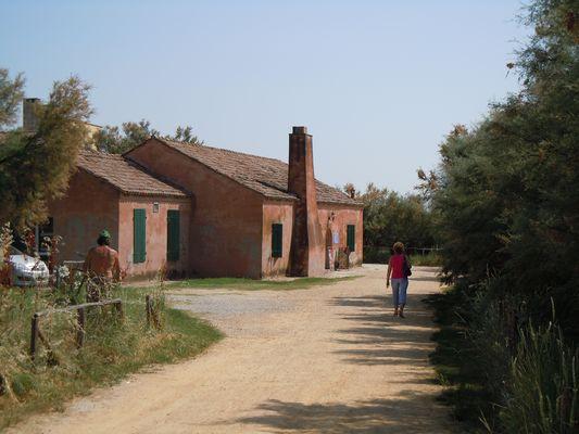 Comacchio, époque Garibaldi