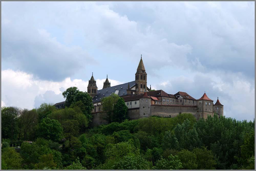 Comburg in Steinbach bei Schwäbisch Hall