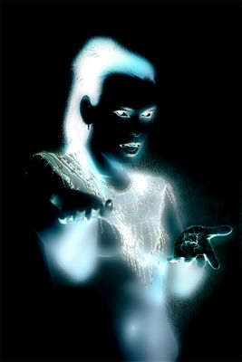"""Come closer"".........to the ""Ghost of the Vampire"" ;-)"