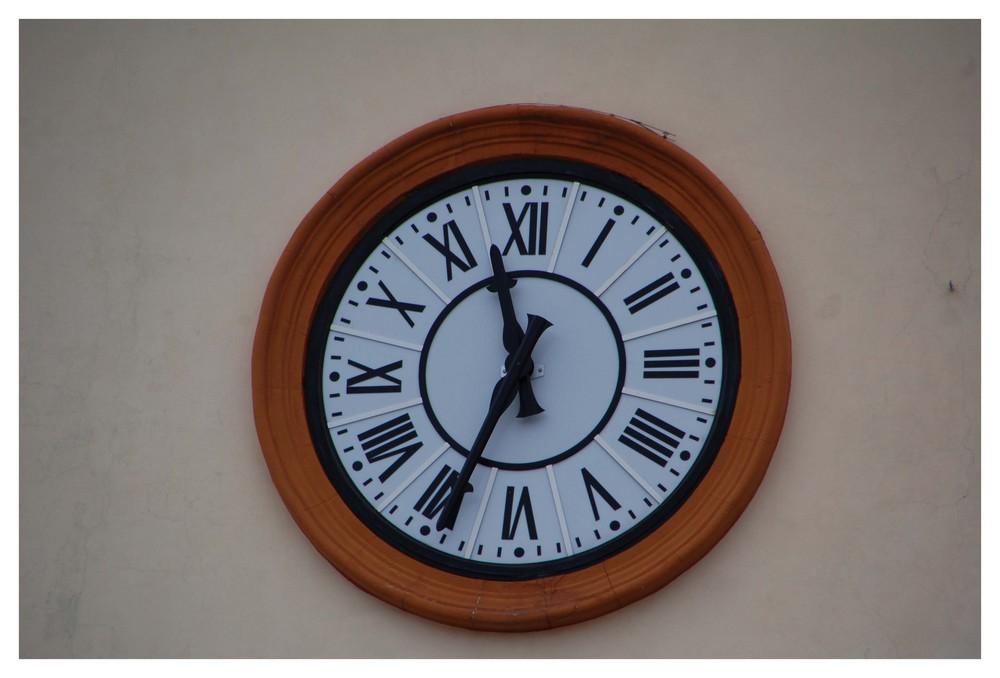 Come fermare il tempo ?