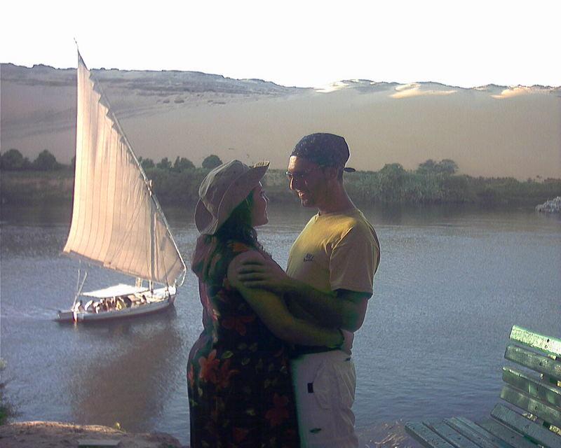 COME VORREI ESSERE IN ................ EGITTO