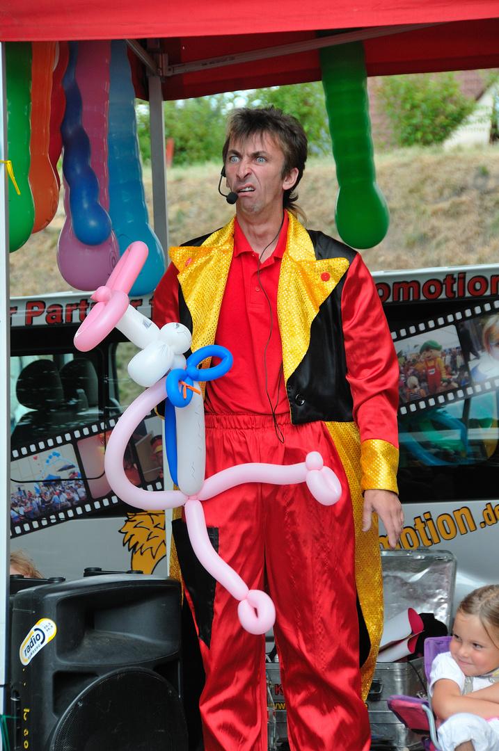 Comic,Clown Rally