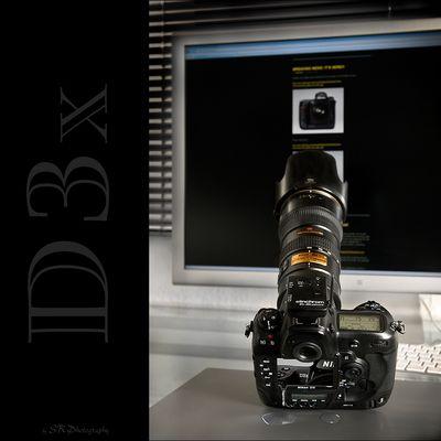 Coming Up.. Nikon D3x