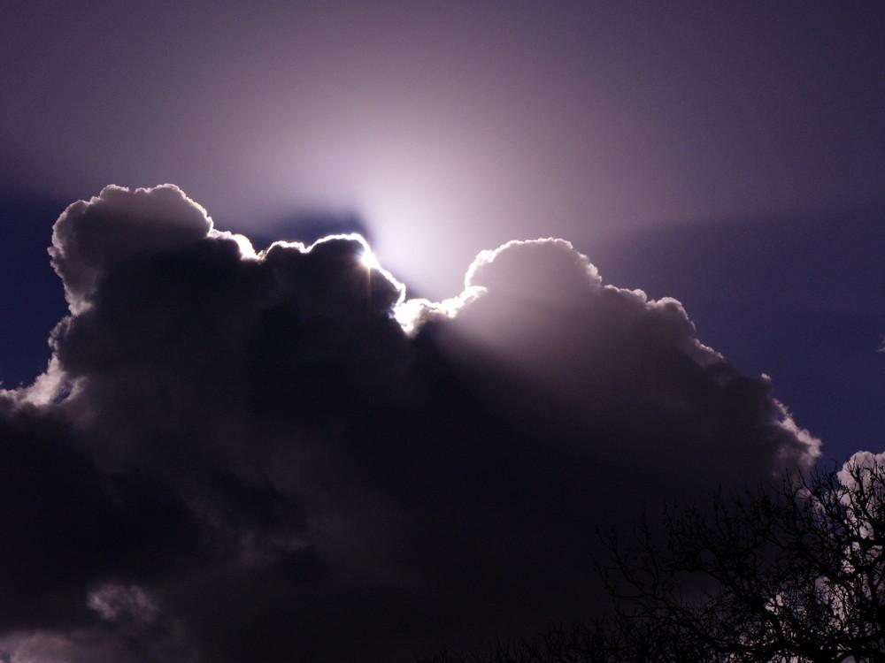 Comme sur un nuage...