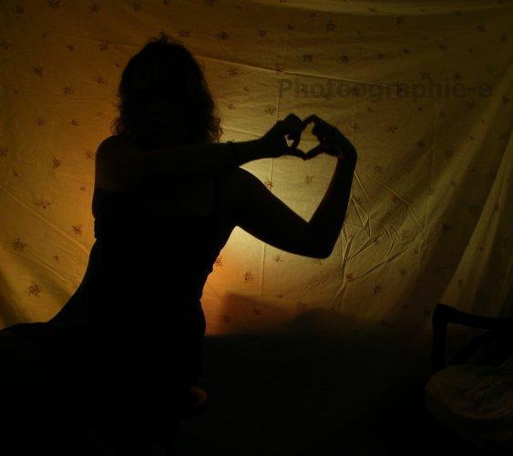 Comme un Coucher de soleil =) & le coeur remplis de bonheur