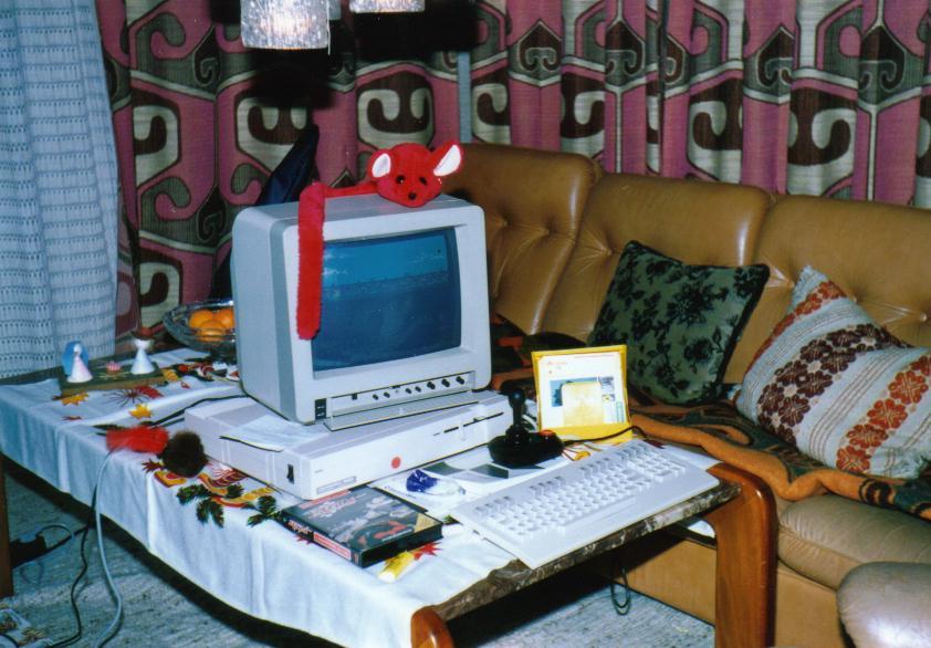 Commodore Ära - lang ist es her
