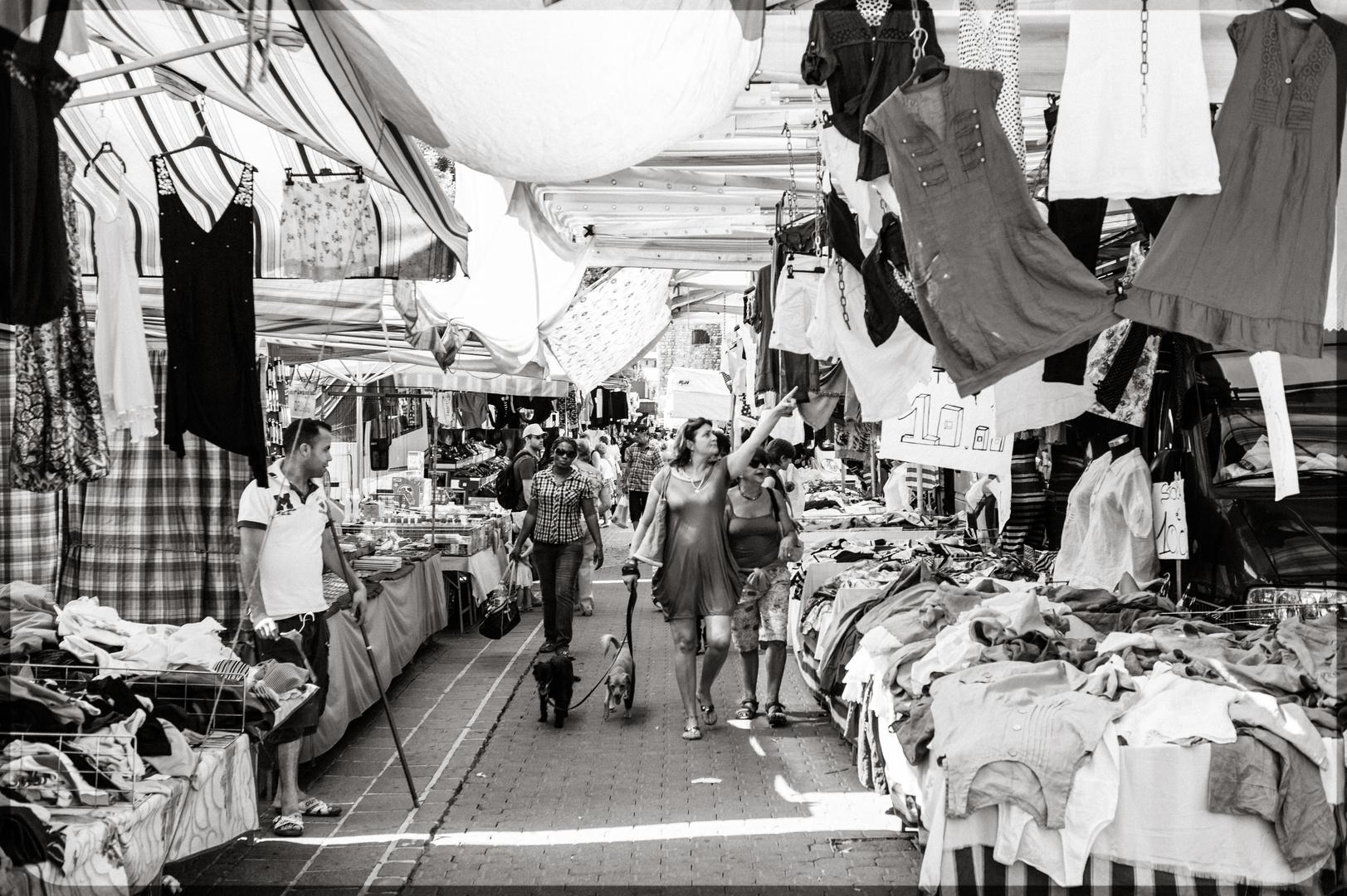 Como - Markt
