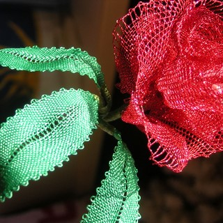 como una rosa , es igual ,,,,,al arte