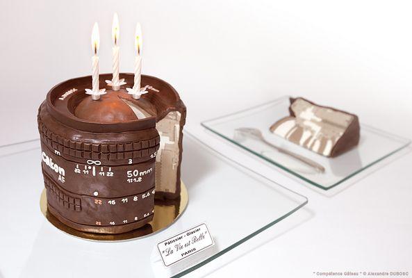 Compétence Gâteau