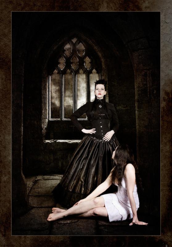 Comtesse des Ténèbres - Szene 1