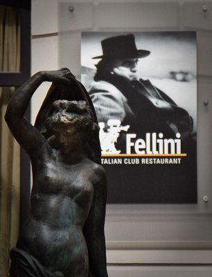 con Fellini