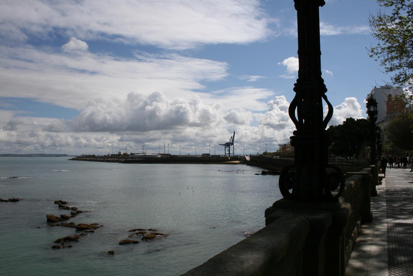 Con vistas al mar
