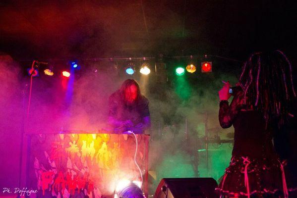 Concert Ethan Fawkes au Magick à Namur