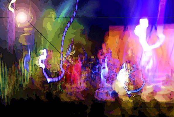 Concert spychédélique