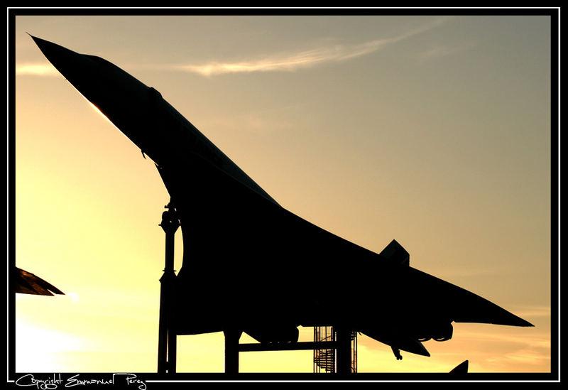 Concorde, das schönste Flugzeug aller zeiten