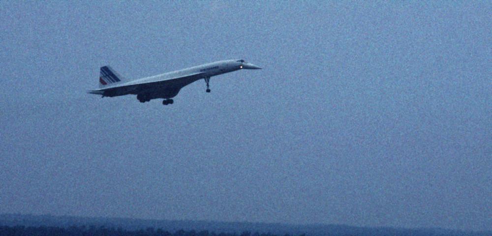Concorde von AIR FRANCE