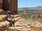 Concordia-Tempel in Agrigent I