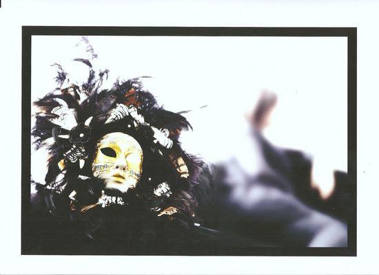 concours photo :l'Amour masqué en Avignon