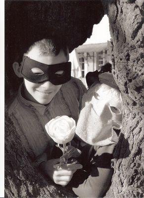 concours photos :l'Amour masqué