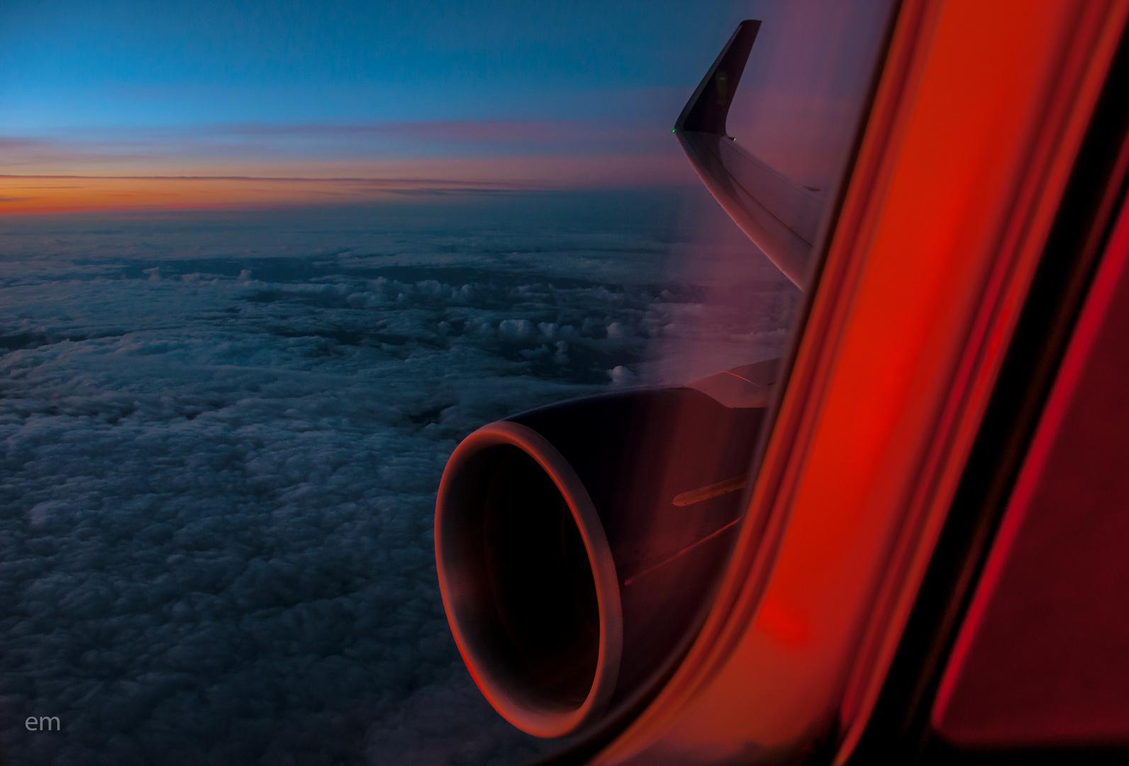--- Condor Flug Nr.: DE 5249 / I ---