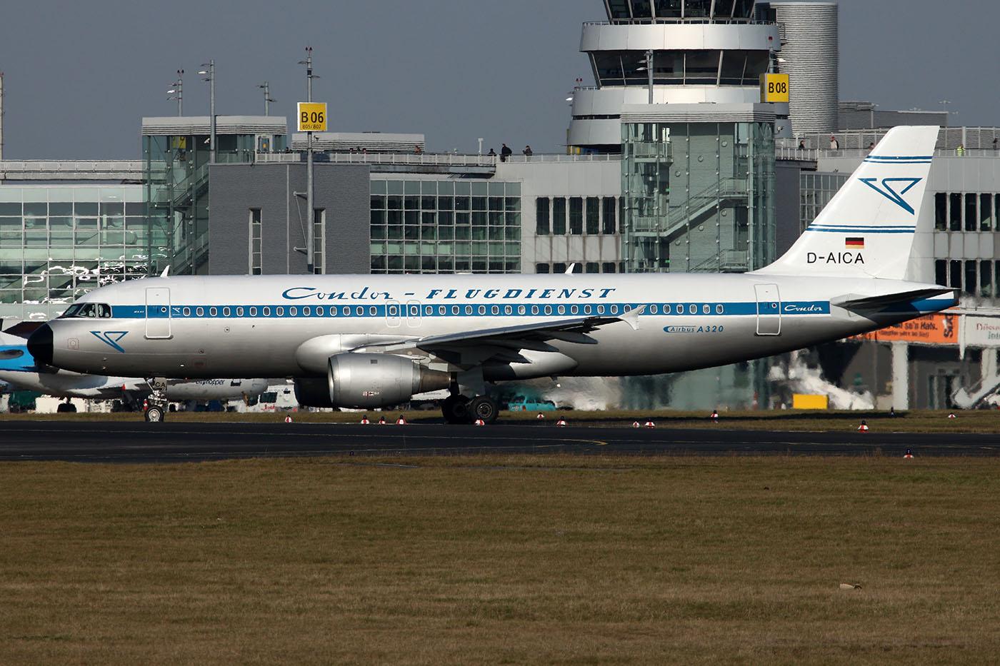 Condor Retro Airbus