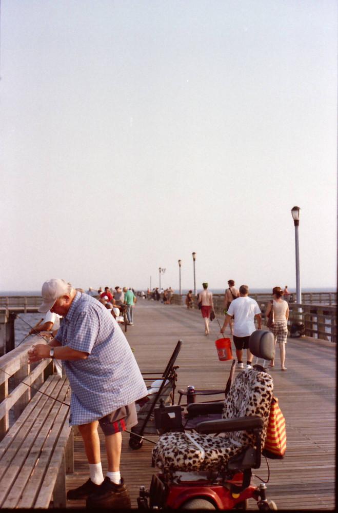 Coney Island, Angler