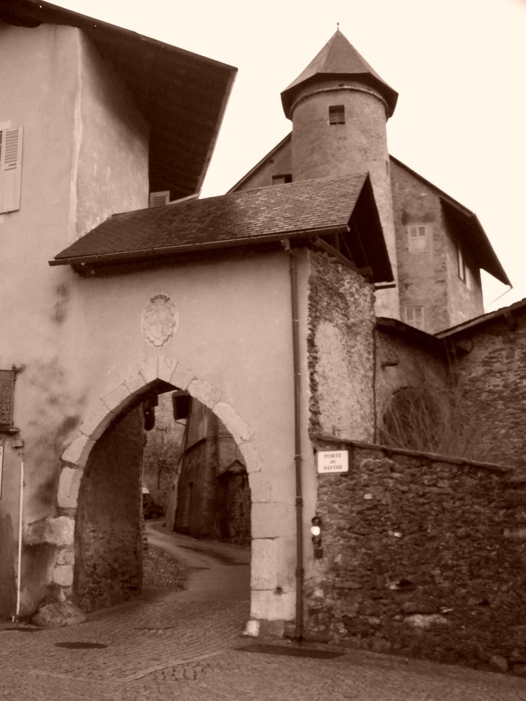 Conflans - Savoie