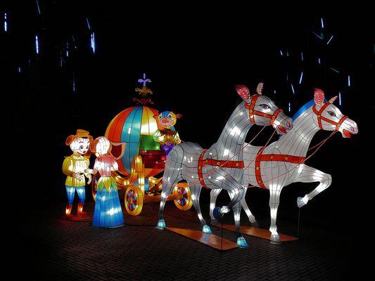 Confucius China Light Festival 2012