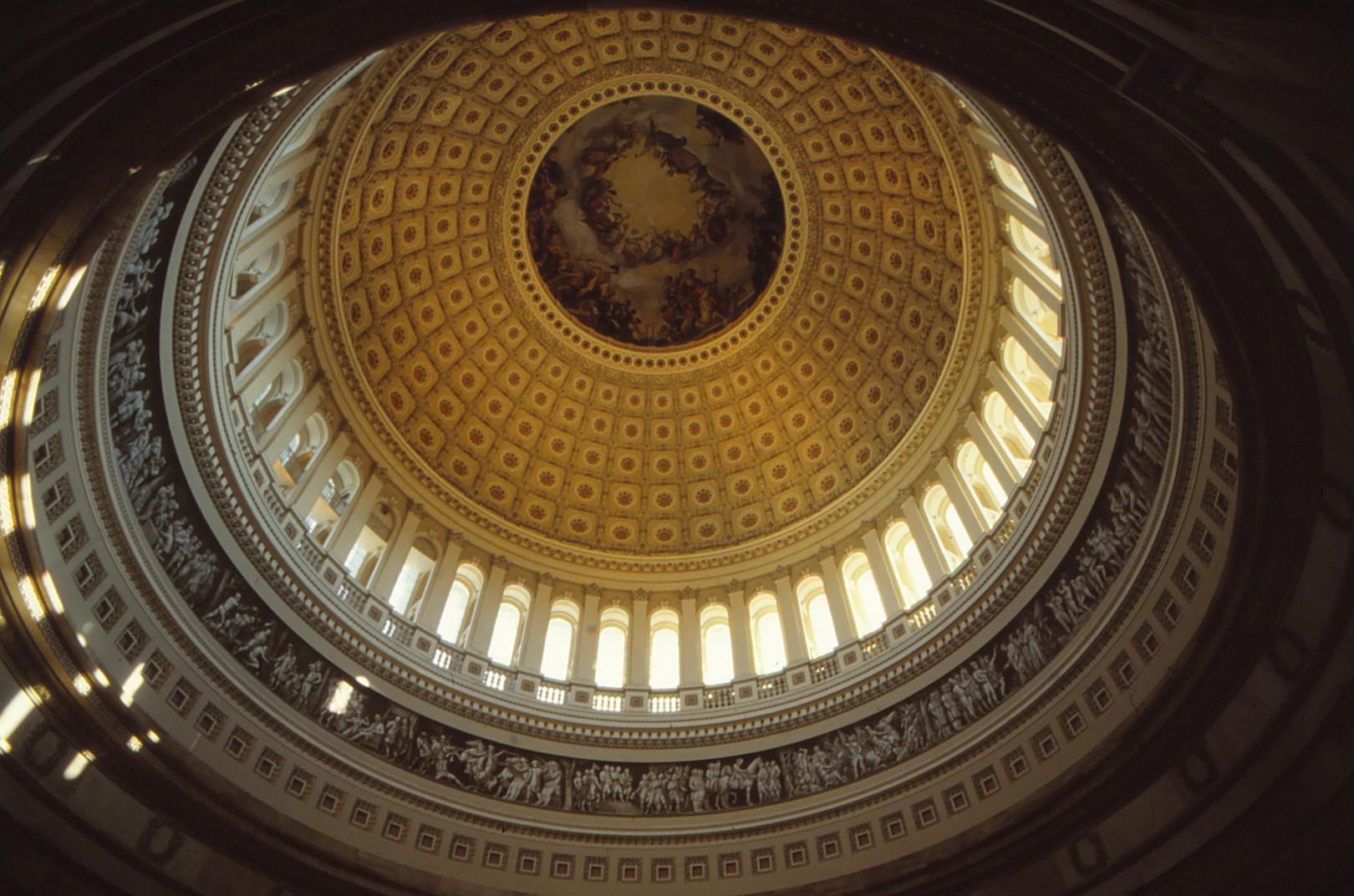 Congresshalle in Washington-Dc