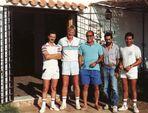 Conil 1990 - Burreños -