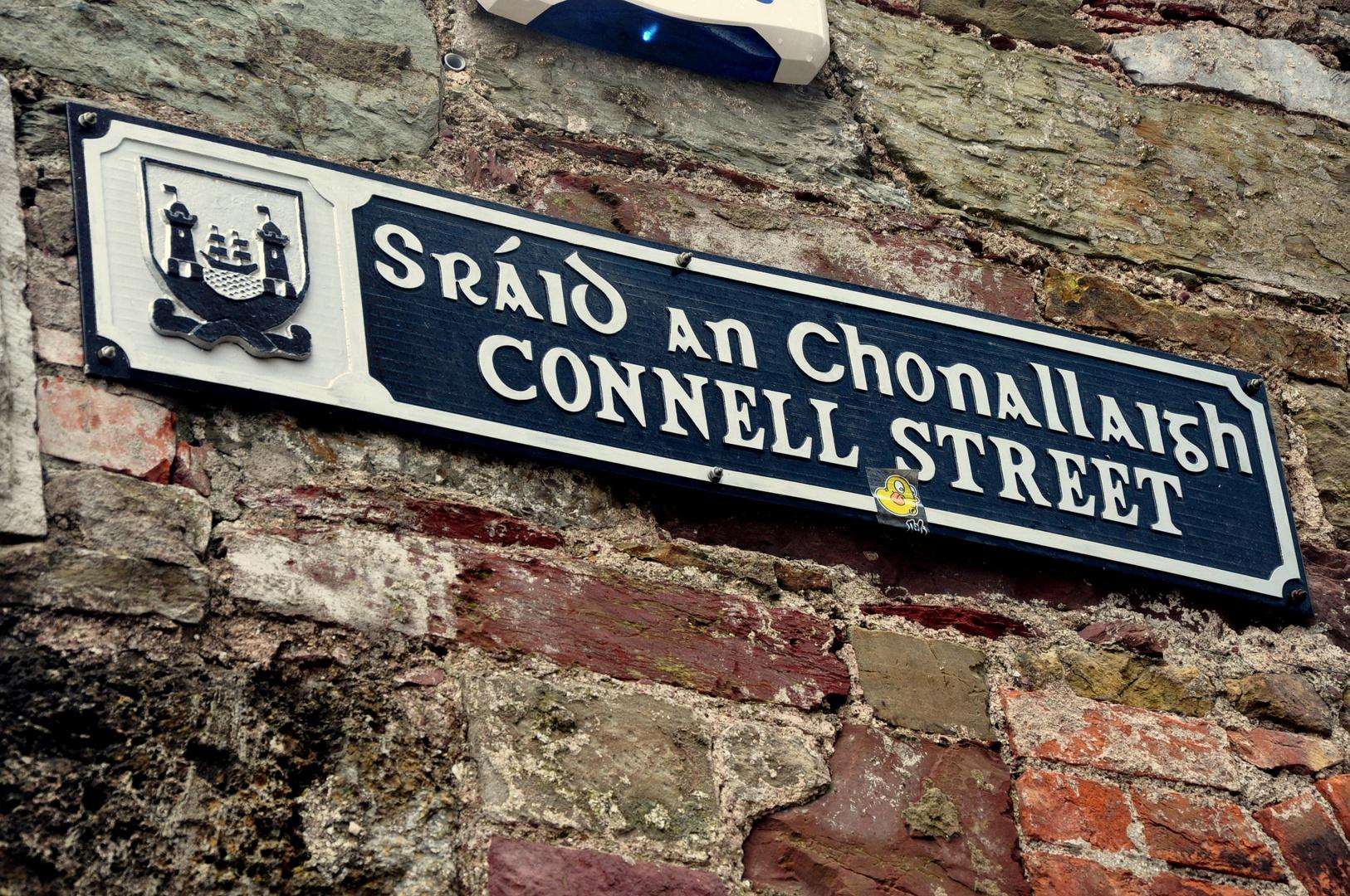 Connell Street, Cork City, Irland