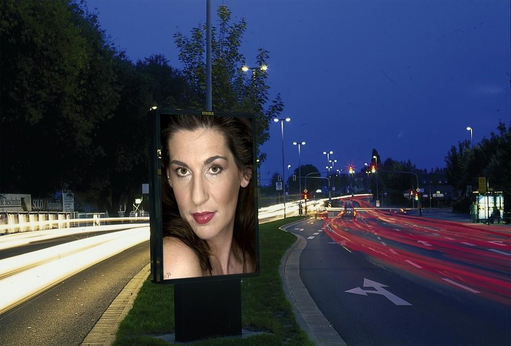 Connie bei Nacht