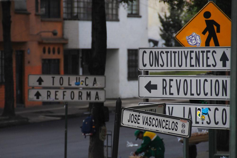 Constitution, Revolucion, Reforma?