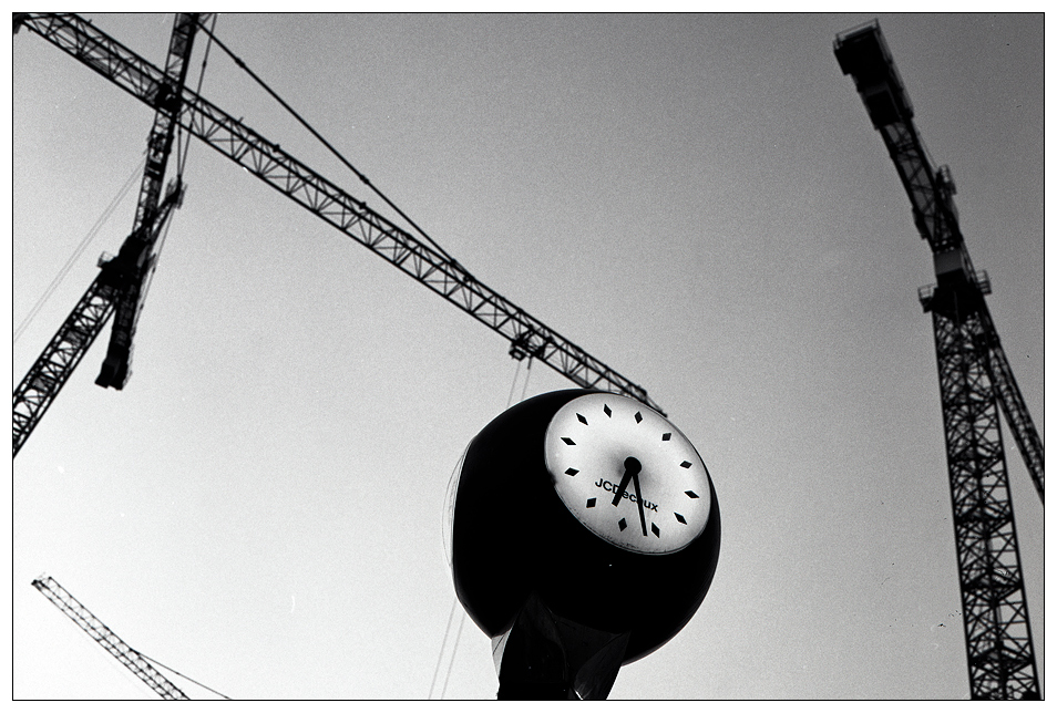 ... constructing time ...
