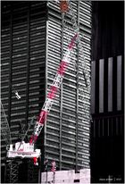 Construction Site, Lower Manhattan